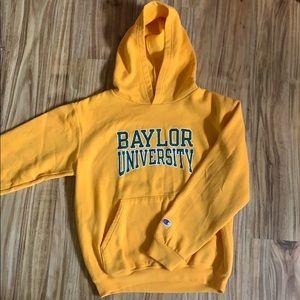 Gold Baylor Hoodie